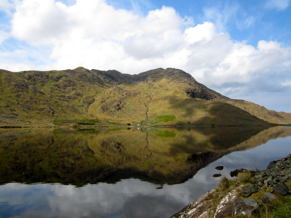 Lough Muck And Lough Fee