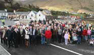 Leenane Village - Pulling Together